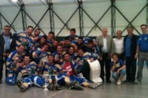 Hockey Inline: Draghi Torino campioni d'inverno. Esordio vincente per le ragazze