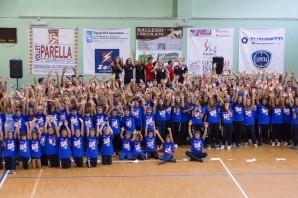 Volley: Parella premiato per l'impegno con i giovani
