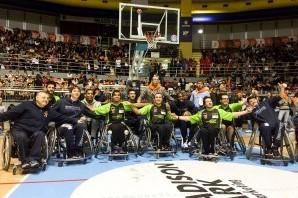 PalaRuffini sold Out alla Giornata Internazionale per le Persone con Disabilità