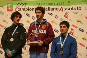 Arrampicata sportiva: Stefano Ghisolfi campione italiano Lead, terza la Gollo