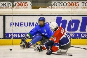 Hockey e sledge hockey: i prossimi eventi sul ghiaccio del PalaTazzoli