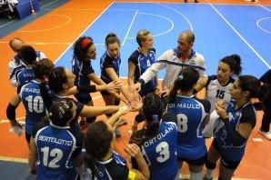 Volley: Collegno Volley Cus Torino sconfitto nel derby dal Mondovì