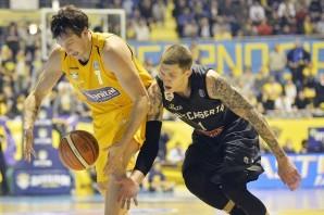 Basket: La Manital Torino ko nell'ultimo quarto contro Caserta