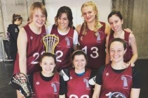 Lacrosse: Veronica Zanchi, un'avventura in Svizzera e oltre