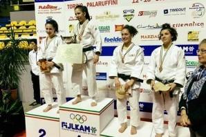 Judo: L'anno d'oro di Fabiola Pidroni