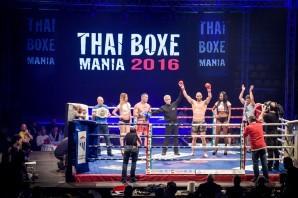 Thai Boxe Mania 2016, una grande serata al PalaRuffini