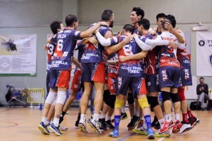 Volley: Parella, la stagione in un'intervista con coach Matteo Battocchio