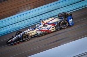 Automobilismo: esordio nell'IndyCar 2016 per Luca Filippi