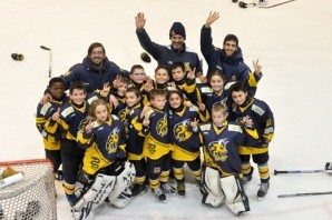 "Hockey Ghiaccio: al PalaTazzoli torna il ""Little Rascals"""