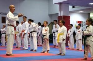 Karate: TKT terza in Italia