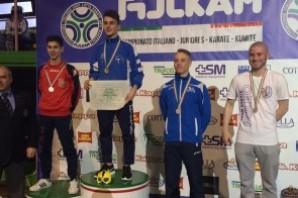 Karate: due medaglie torinesi ai Campionati Italiani juniores