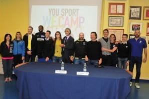 Un'estate all'insegna dello sport: presentati i We Camp