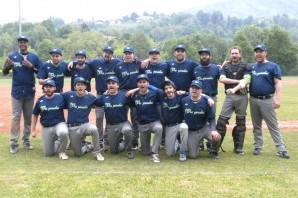 Baseball: la prima vittoria dei Desperados Torino