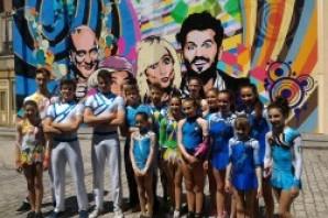Ginnastica Acrobatica: 16 ragazzi e un sogno chiamato Italia's Got Talent