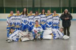 Hockey Inline: le ragazze dei Draghi Torino a caccia dell'ennesima conferma tricolore