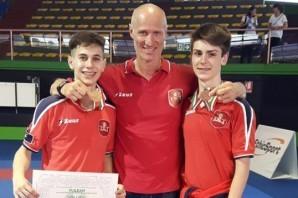 Karate: TKT terza in Italia tra i Cadetti