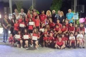 Karate: una grande premiazione per gli atleti del Talarico Karate Team