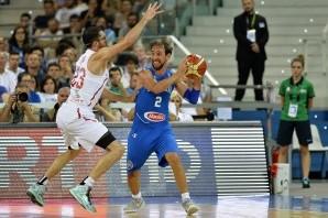 Basket: i Mondiali dell'Italia iniziano a Torino