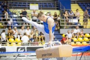 Ginnastica Artistica: Enrico Pozzo chiude la sua carriera da atleta