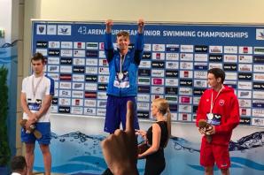 Nuoto: Europei Juniores, Alessandro Miressi oro nella gara regina