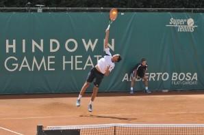 Tennis: Challenger di Ortisei, Napolitano e Sonego oggi a caccia della finale
