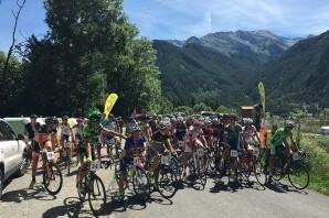 Ciclismo: Andrea Timo è primo sul Colle delle Finestre