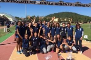 Atletica Leggera: CUS Torino femminile terzo nella Finale A Argento dei CDS