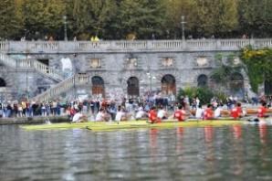 Canottaggio: venerdì torna la Rowing Regatta