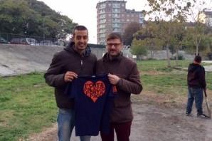 Cricket: Il sogno di un campo per Naveed e il Sermig
