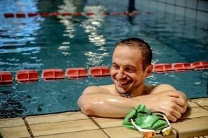 Nuoto: Marco Dolfin, Rio 2016 e un tifoso davvero speciale