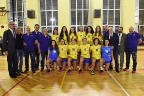 Volley: il CUS Torino ha presentato la stagione