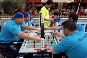 Calcio Balilla: i risultati del Campionato Italiano Paralimpico di Torino