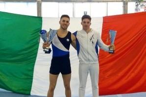 Ginnastica Artistica: Arianna Rocca, Lorenzo Pisano e Alec Gallo splendono ai campionati italiani