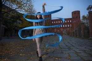 Ginnastica Ritmica: Sara Celoria, la nuova vita di una farfalla azzurra