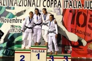 Judo: l'Akiyama Settimo vince la Coppa Italia