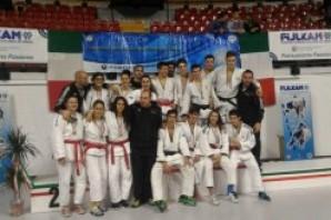 Judo: Akiyama campione d'Italia a squadre. Kumiai Torino sul podio