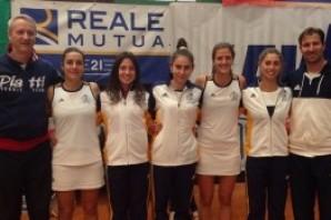 Tennis: Stampa Sporting ai playoff di A1 femminile