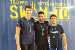 Nuoto: Marco Orsi e i giovani emergenti della Swim To