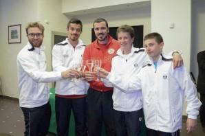 Tennis: Canottieri Casale e Stampa Sporting nella top ten del Trofeo FIT