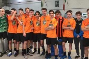 Hockey Prato: Valchisone campione d'Italia under 21