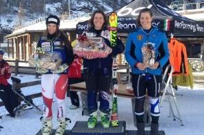 Sci Alpino: Alessia Timon 11esima a Davos in discesa