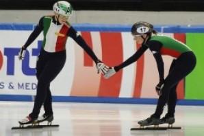 Short Track: Campionati Europei, tre medaglie azzurre nella seconda giornata