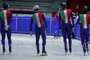 Short Track: Campionati Europei, ricordi olimpici al Palavela
