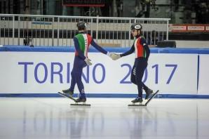 Short Track: Campionati Europei, buon esordio per gli azzurri