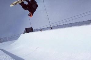 Snowboard: grande spettacolo a Prato Nevoso