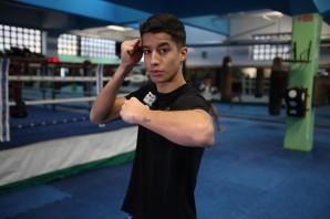 """Aaron Trezeguet: """"mi piacerebbe diventare nella thai boxe quello che mio papà è diventato nel calcio"""""""