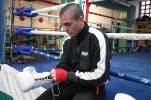 Paolo Fiorio cerca l'ottava vittoria a Thai Boxe Mania