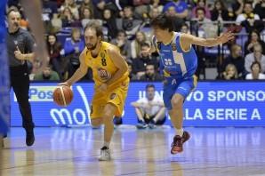 Basket: la Fiat Torino spreca e Capo d'Orlando la punisce