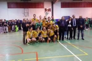 Hockey Indoor: HC Bra ancora campione d'Italia