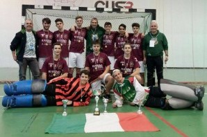 Hockey Indoor: Valchisone imbattibile, l'under 18 vince lo scudetto